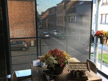 Zijdelings windscherm